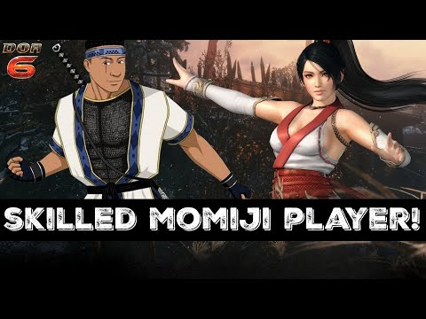 A Very Strong Momiji Takes On My Hayate! (Dead Or Alive 6 Gameplay)
