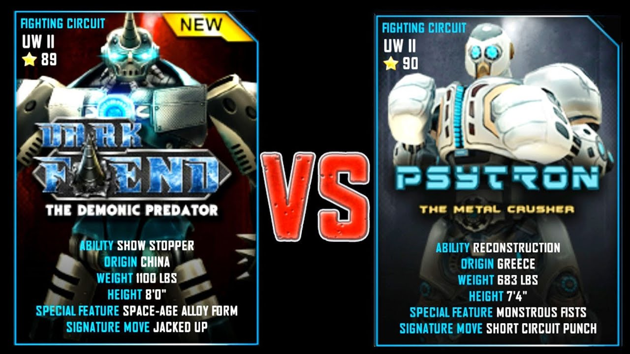 real steel boxing apk