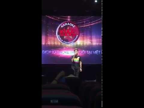 FANBOYS - Tuấn Hiệp -Cuộc thi  Karaoke World Championships - [ Cover ]  Wanna Be A Star