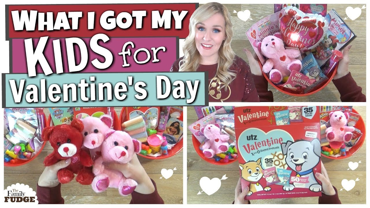What I Got My Kids For Valentine S Day Dollar Tree Walmart