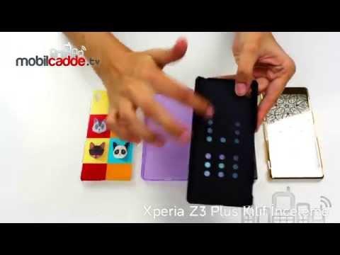 Sony Xperia Z3 Plus Kılıf İnceleme