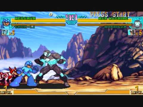 Greatest VGM 442: War Machine Theme (Marvel vs. Capcom)