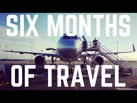 Six Months of Solo Travel - First World Traveller