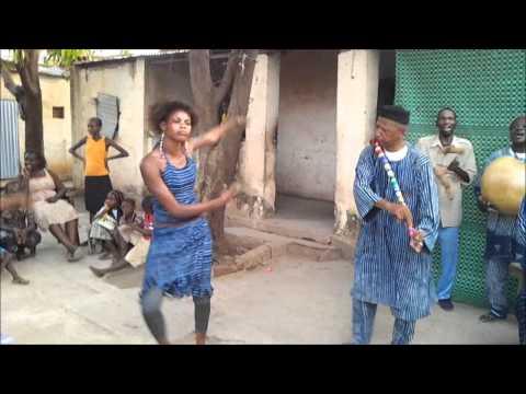 Groupe Allah Wally de Tambacounda - Cheri in