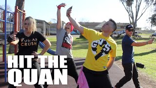 Repeat youtube video Hit The Quan Dance #HitTheQuan #HitTheQuanChallenge – iHeartMemphis