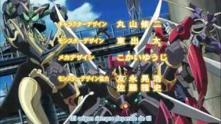 Yu Gi Oh 5D Opening 5 Going My Way Mas Aqui Endo!!!
