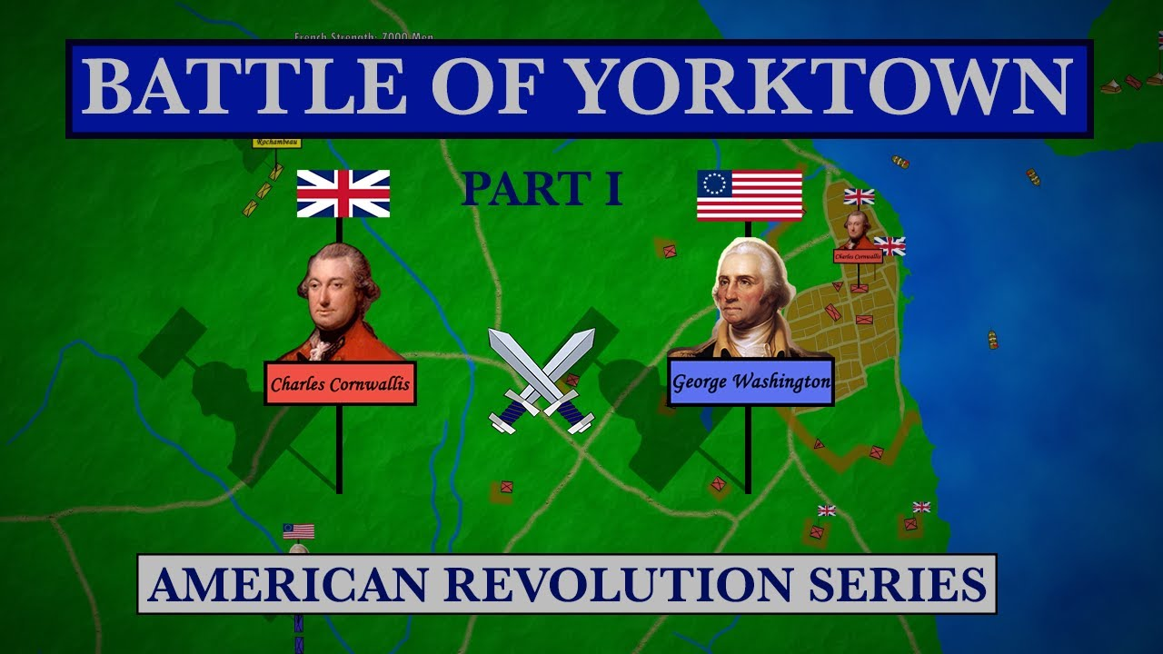 Download The Battle of Yorktown (Part 1 / 2) - 1781 | American Revolution