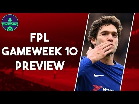 MY FPL TEAM GAMEWEEK 10 | IS ALONSO TOO EXPENSIVE? | Fantasy Premier League 2018/19