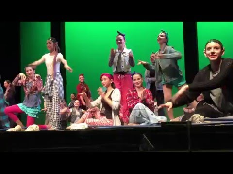 Castillero Middle School Dance (Annie) -  2016