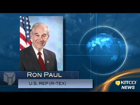 Ron Paul: People Need Currency Choices - Kitco News