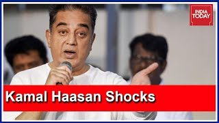 """""""Why No J&K Plebiscite? Is India Scared Of Vote?"""": Kamal Haasan Shocks As Nation Mourns"""