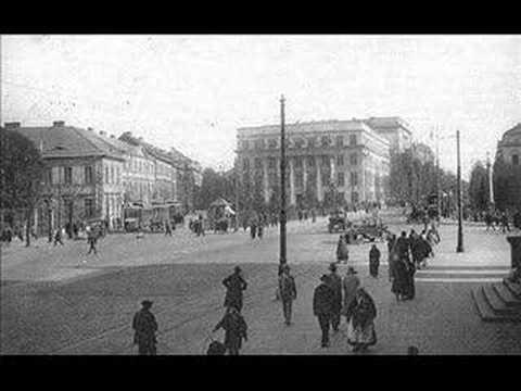 Stanislaw Grzesiuk - u cioci na imieninach