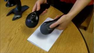 видео Сканер Honeywell (Metrologic) 7580 Genesis