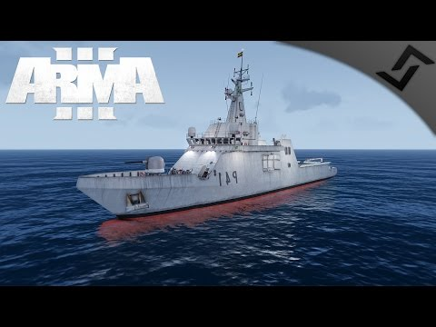 Naval Anti-Zombie Insertion - ARMA 3 - Zombies and Demons Mod - Episode 1/4