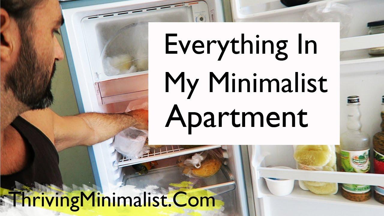 minimalist apartment setup || kitchen, bathroom, bedroom || chiang