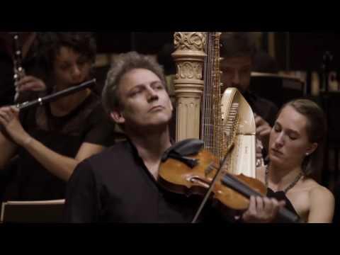 Ravel - Tzigane pour violon et orchestre by David Grimal and Les Dissonances