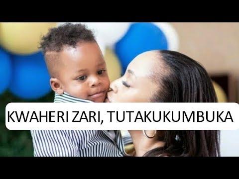 TAARIFA YA MAJONZI! Kwaheri Zari Mpenzi Wa Diamond Platnumz Wa Zamani  Watanzania Tulikupenda