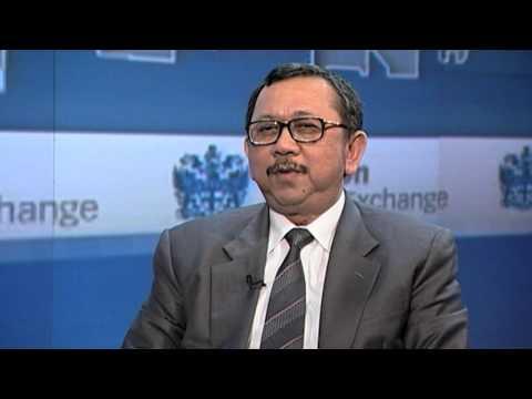 Hendrisman Rahim on Indonesia   Asuransi Jiwasraya   World Finance Videos