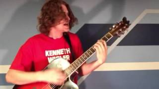 The Ride - David Allan Coe cover - Kenneth Wisler
