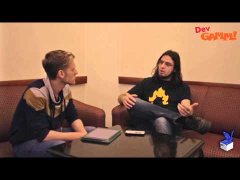 Rami Ismail interview at DevGAMM Moscow 2015