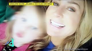 ¿Geraldine Bazán dejaría a sus hijas con Irina? | De Primera Mano thumbnail
