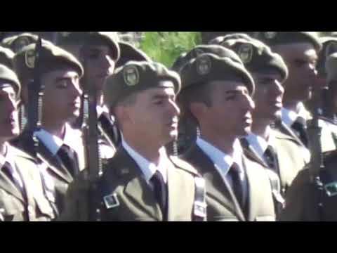 Jura de Bandera 2017 CEFOT-2 Camposoto, San Fernando, Cádiz