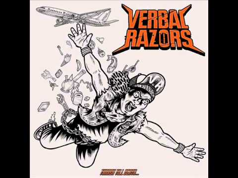 verbal razors - verbal razors álbum 2014