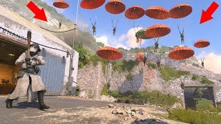 THEY WERE ALL TRYING TO HIDE UP IN THE SKY FROM ME?!?! HIDE N' SEEK ON *WW2*