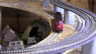 Digital Scale Model Locomotive Roco with sound - model railroads - Year 2017