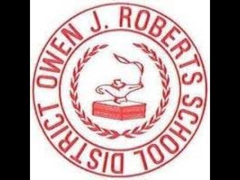 OWEN J. ROBERTS MIDDLE SCHOOL CABARET!