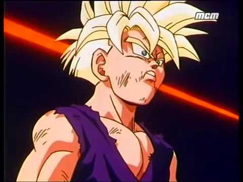 La transformation de sangohan en super super guerrier youtube - Sangohan super saiyan 3 ...