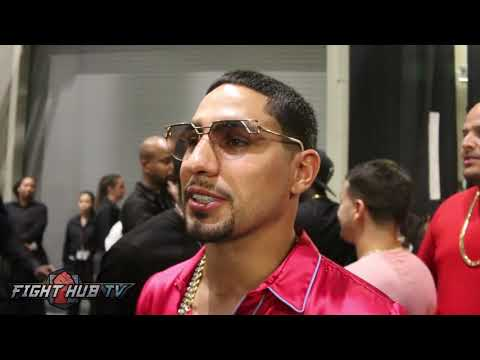 """Danny Garcia Gives Conor McGregor Respect """"I give him a B+"""" reacts to Mayweather Stopping McGregor"""
