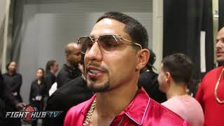 "Danny Garcia Gives Conor McGregor Respect ""I give him a B+"" reacts to Mayweather Stopping McGregor"