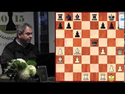 Mikhail Chigorin vs. Sergey Lebedev | Moscow 1900 - FM Aviv Friedman - 2015.04.07