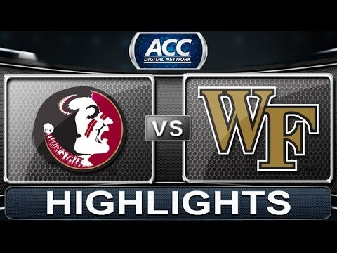 Download 2013 ACC Football Highlights | Florida State vs Wake Forest | ACCDigitalNetwork