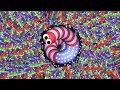 Slither.io 1 Troll Hacked Skin Snake vs. 123456789 Snakes Epic Slitherio Gameplay!