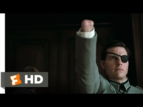 "Valkyrie (6/11) Movie CLIP - No Handed ""Heil"" (2008) HD"