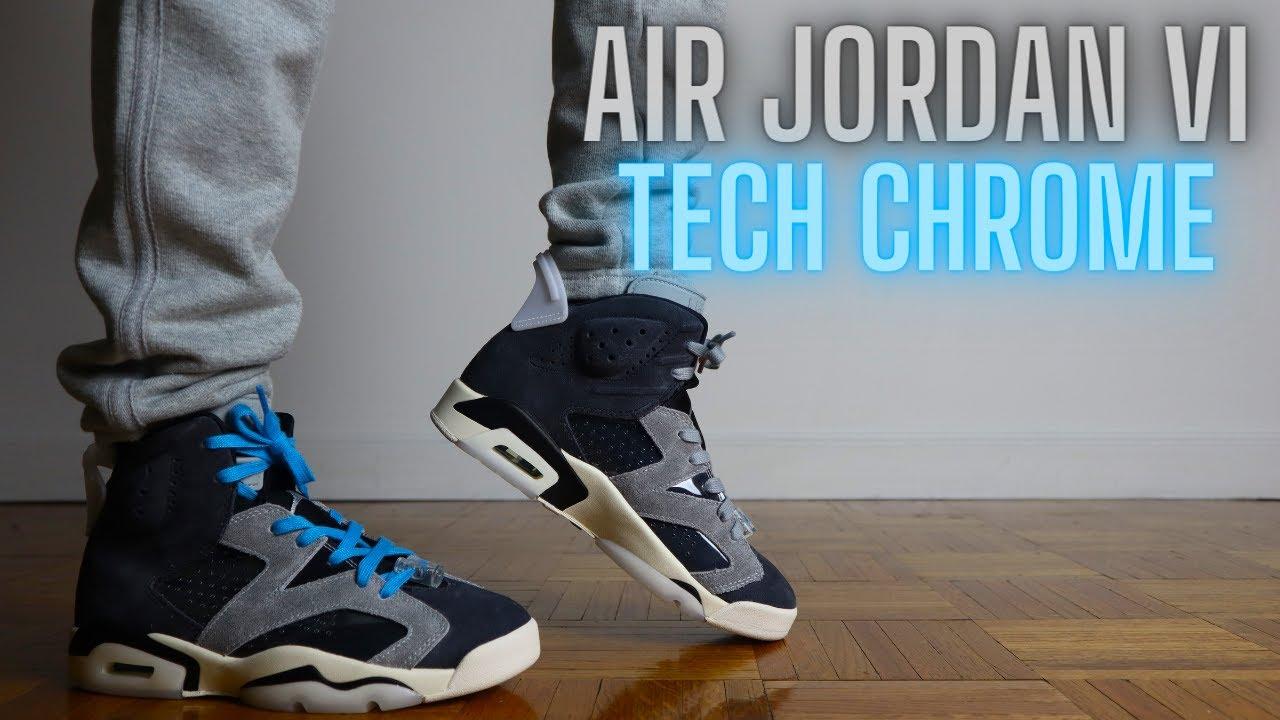 chrome 6s on feet