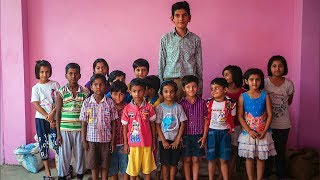 World's Tallest 8-Year-Old: BORN DIFFERENT