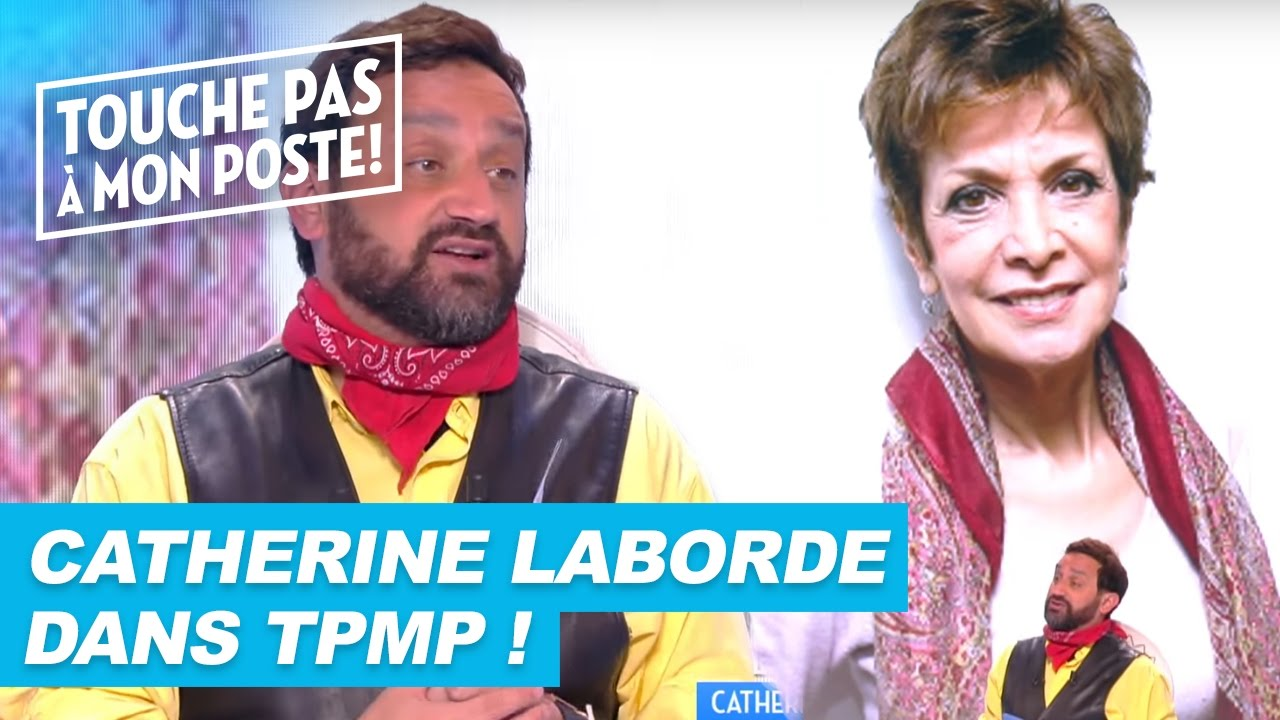 Catherine Laborde devient chroniqueuse dans TPMP !