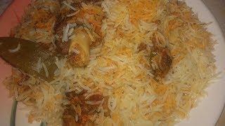 Delhi ki mashoor mutton deghi biryani masale wali recipe | recipes in hindi