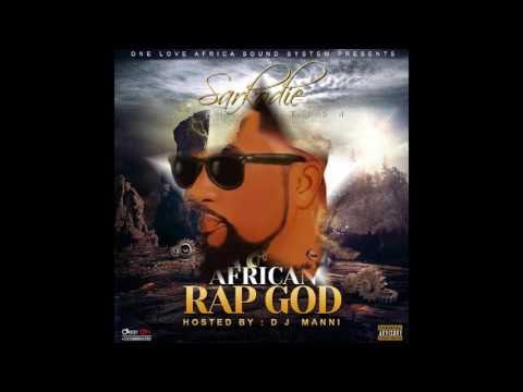 DJ MANNI Sarkodie AFRICAN RAP GOD