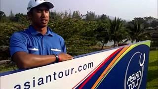 Asian Tour Qualifying School Finals 2013 - Rd 3 (Mohd Arie Fauzi)