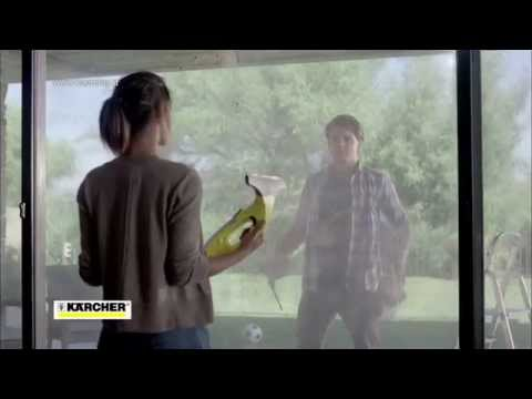 Karcher spot tv ita aspiragocce wv51plus youtube for Aspiragocce karcher