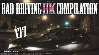 Bad Driving UK Compilation 177