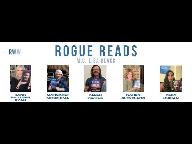Rogue Reads - September 20, 2021