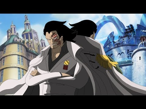 Monkey D. Dragon A Marine Or Cipher Pol Agent: Dragons Past & World Government Ties - One Piece