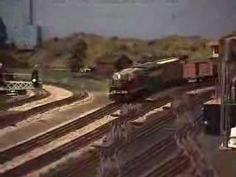 O Scale Railroading