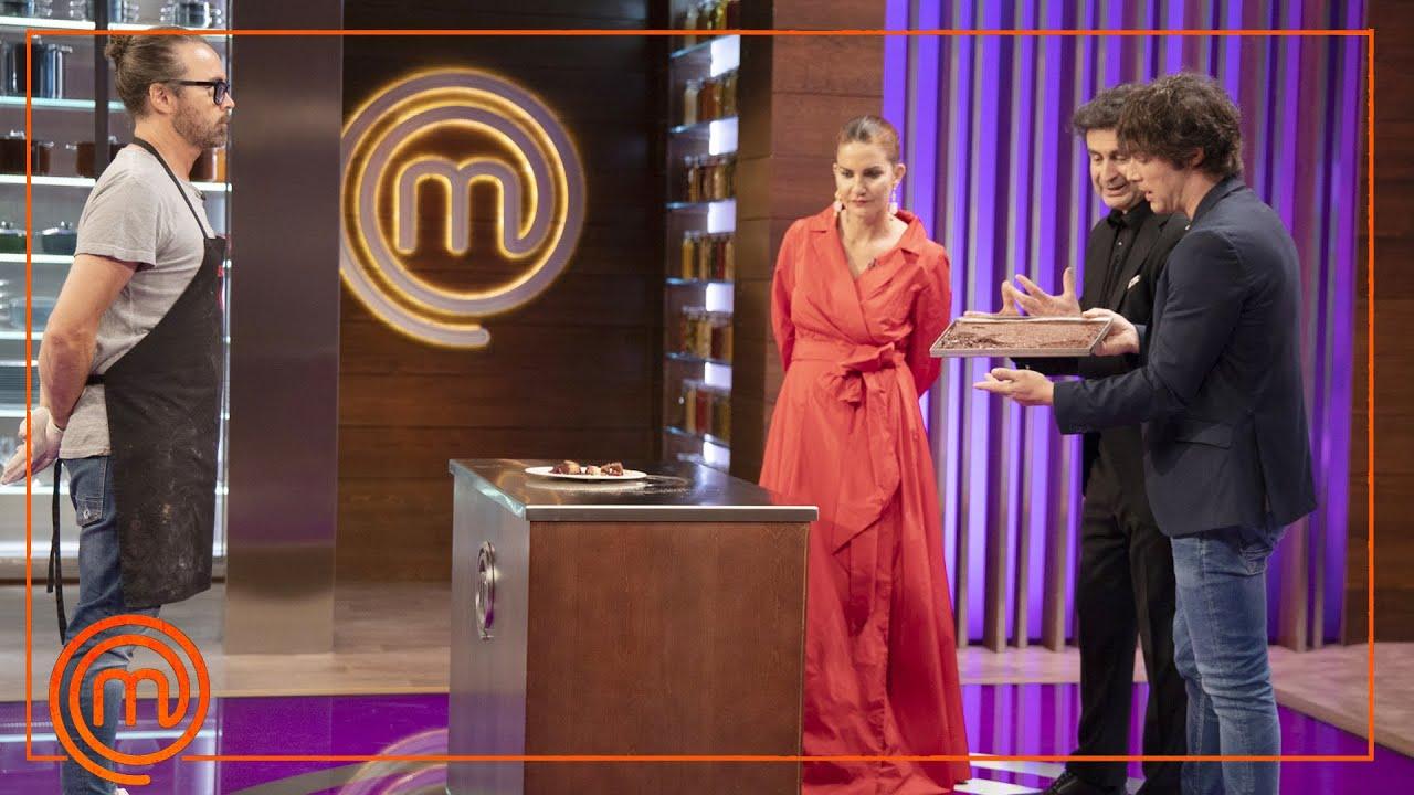 """Jose Mari comete grandes fallos con su postre """"Vas de la confianza a la inseguridad""""   Masterchef 8"""
