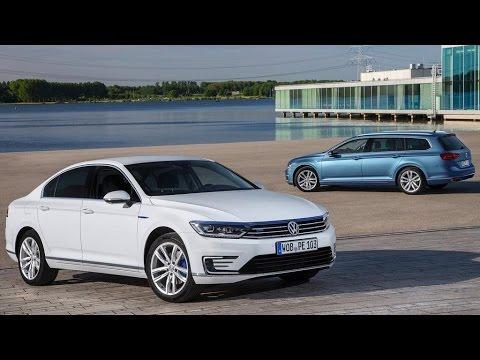 2015 Volkswagen Passat Gte Review Rendered Price Specs Release Date
